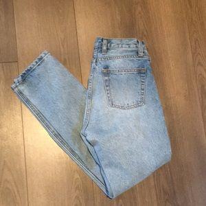 new brandy melville jeans. never worn